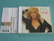 KYLIE MINOGUE Digital Remaster CD Enjoy Your Yourself 2012 Japan TOCP-71442 OBI