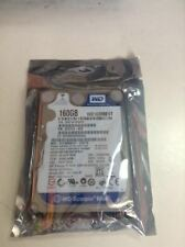 "Western Digital Scorpio Blue 160GB 5400RPM,2.5"" SATA (WD1600BEVT) HDD Hard Drive"