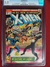 The X-Men #97 CGC 5.0 1st Appearance of Lilandra