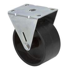 "4"" x 2"" Rigid Plate Caster 1-4190"