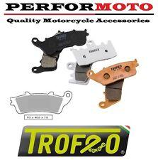 Trofeo Organic Rear Brake Pads Honda NTV650 Deauville 02-05