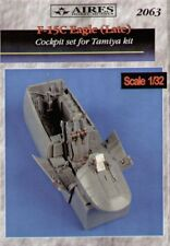 Aires 1/32 F-15C Eagle late cockpit set for Tamiya kit # 2063