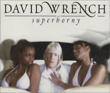 David Wrench Superhorny (2004)  [Maxi-CD]