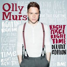 Olly Murs - Right Place Right Time, 2CDs (Deluxe Edition) NEW
