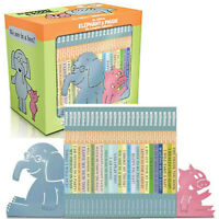 Elephant and Piggie Complete Collection by Mo Willems (Box Set, 25 Hardcovers)