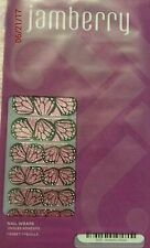 Jamberry - Nail Wraps - 'Butterfly Kisses' - Full Sheet - Mint in Package!!