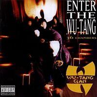 WU-TANG CLAN - ENTER THE WU-TANG CLAN (36 CHAMBERS)  VINYL LP NEW+