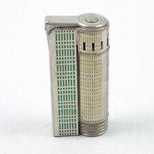 Vintage Petrol Lighter Mini Fox Patent Made in Austria Unburned Wick Windproof