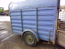 livestock trailer sheep trailer farming trailer not barn find