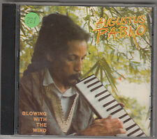 AUGUSTUS PABLO - blowing with the wind CD