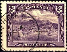 TASMANIA - 1902/03 - Vue de Hobart - p. 2