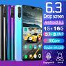 6,3 Zoll Water Drop Screen Octa-Core Android 9,1 1G+16G GPS 3G Smartphone Handy
