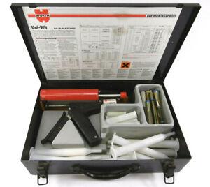 Würth Uni-Wit Injektionssystem   Sortimentskoffer   964 903 432