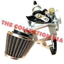 1982 1983 Honda Atc200e Carburetor & Air Filter Atc 200e 3 Wheeler Trike Carb