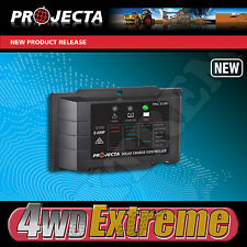 PROJECTA SOLAR CONTROLLER 4 STAGE 8A MAX PANEL SIZE 96W REGULATOR - SC008