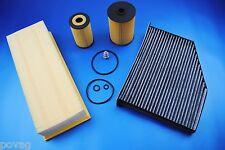 Filtersatz Filter Set Inspektionspaket 1,6 2,0 TDI VW Golf VI 6 Golf Plus Diesel