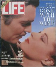 LIFE MAGAZINE SEPTEMBER 1991 GONE WITH THE WIND SEQUEL VINTAGE ADVERTISEMENTS