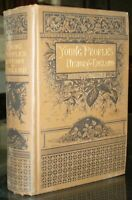 1886, First Edition, YOUNG PEOPLE'S HISTORY OF ENGLAND, by GEORGE M TOWLE