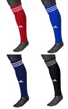 Adidas Team Sleeve 18 Soccer Stocking Pairs Socks Navy Blue Red Knee Sock CV7525
