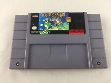 Yoshi's Safari Super Nintendo Snes Tested