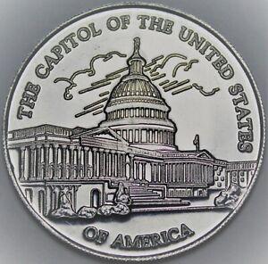 Large 39.2 mm U.S. House Of Representatives Gem Unc Medallion