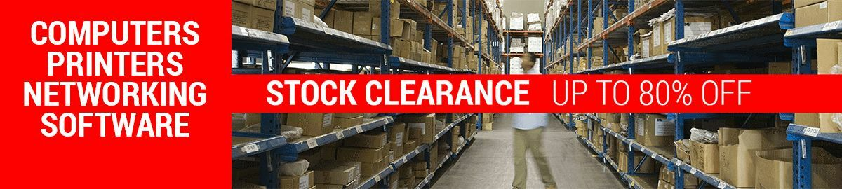Famill IT Stock Clearance
