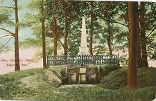 AUGUSTA ME – Governor Lincoln's Tomb