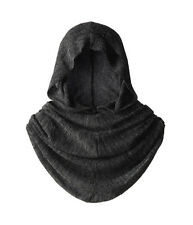 New without Tags Celtek Womens Charity Hood Scarf Beanie Facemask Black