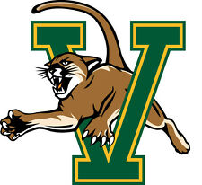 Vermont Catamounts NCAA Color Die-Cut Decal / Car Sticker *Free Shipping