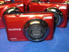 Fujifilm FinePix JV Series JV300 14.0MP Digital Camera RED