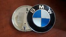 Stemma Logo BMW Baule Posteriore Serie 3 320 325 330 Touring 74mm Emblema Fregio