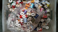 Lot of 60 Spools Polyester Embroidery Machine Thread 40WT ... Grab a Bag!!!!
