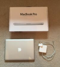 Apple MacBook Pro (13-inch, Early 2011)