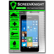 ScreenKnight Nokia Lumia 950 FRONT SCREEN PROTECTOR invisible Military shield