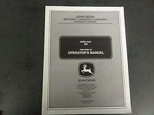 John Deere Utility Cart 10P Utility Cart Operator's Manual  OMM155001