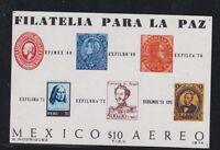 mejico 1974 Sc C434 s/s MNH EXFIL..        c366