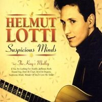 Helmut Lotti Suspicious minds (2002; 2 tracks) [Maxi-CD]