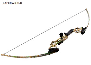 Archery Bow Tactical Compound Hunting Fishing Training Practice Arrow Camouflage
