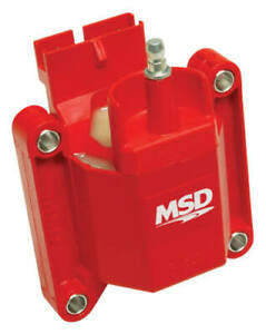 Ford TFI Ignition Coil-High Performance Coil MSD 8227