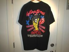 VINTAGE ROLLING STONE VOODOO LOUNGE RARE T-SHIRT 1994 ONLY ROCK N ROLL SIZE XL