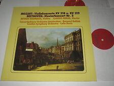 2 LP/MOZART/VIOLINKONZERTE/ARTHUR GRUMIAUX/CLAUDIO ARRAU/Philips 120680 MEGARAR
