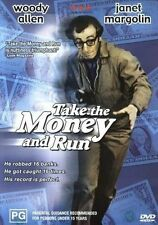 Take The Money And Run (DVD, 2004) - Very Good Condition