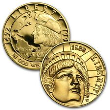 $5 US Mint Commemorative Gold Coin - Random Year - SKU #14078