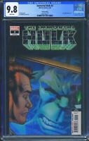 Immortal Hulk 2 (Marvel) CGC 9.8 White Pages 3rd Print Variant 1st app Dr. Frye
