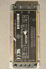 Vicor Dc-Dc Conv. 180-375Vdc input @ 500W, 24Vdc, 20A converter