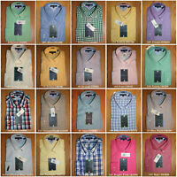Tommy Hilfiger,Men's Dress Shirts,Long Sleeve.NEW WITH TAG.