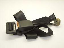 Audi 80 Coupe Black Centre Lap Belt and Buckle 893857713H