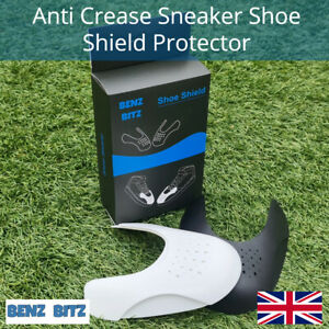Authentic Sneaker Shoe Shield Anti Crease Trainer Protector Decreaser UK Seller