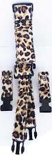Guitar custom Strap Leopard Leather Dimarzio ClipLock Yngwie  prince