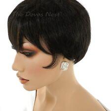 Dana Buchman Women's Shiny Silver Earrings Texture Swirl Design Silver Tone Drop